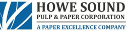Howe Sound Pulp and Paper logo