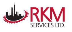 RKM Services logo